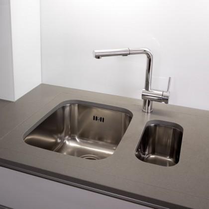 Küche Detail Spülbecken