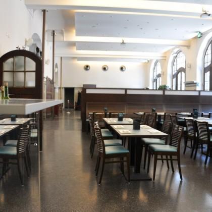 Comedia Restaurant und Foyer