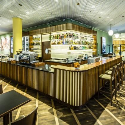 Funkhaus Cafe am Wallrafplatz in Köln