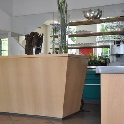 Theke Restaurant Schloß Morsbroich