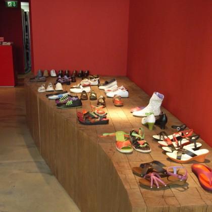 Schuhgeschäft Podeste