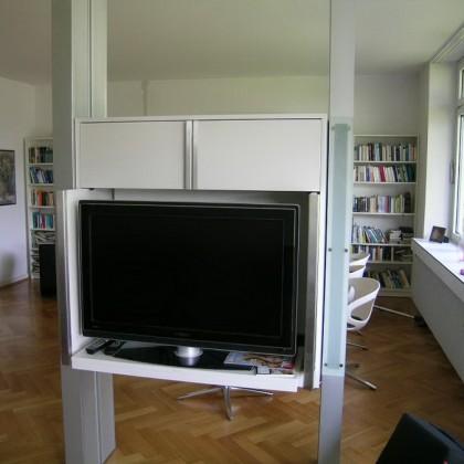 TV Möbel, Raumteiler